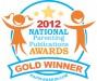2012 Gold NAPPA Award Seal